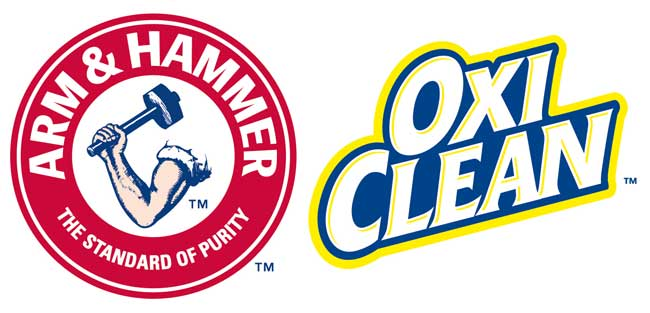 Church & Dwight, Arm & Hammer, Oxy Clean