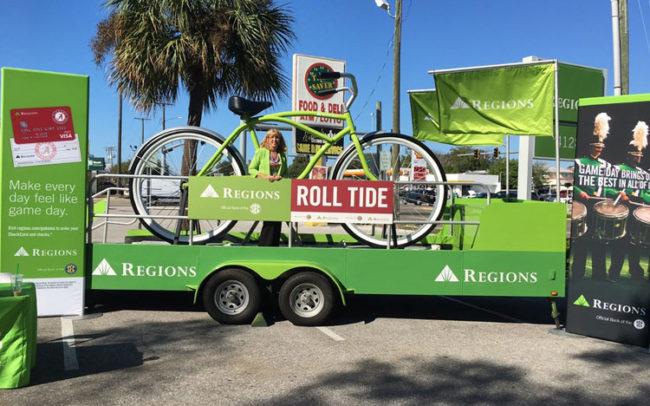 Regions Big Bike