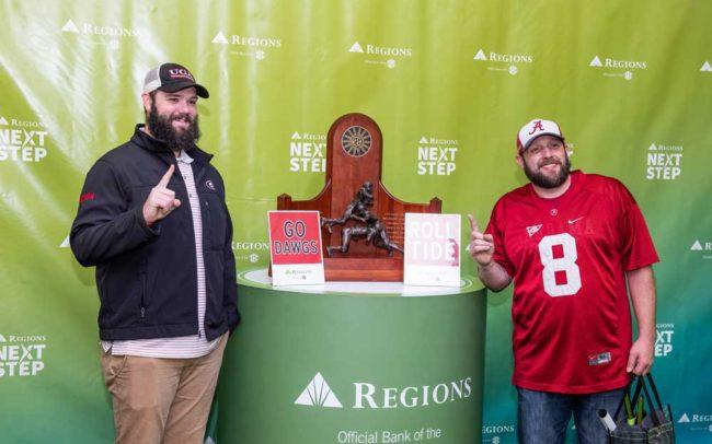 Regions Bank 2018 SEC Football Tour