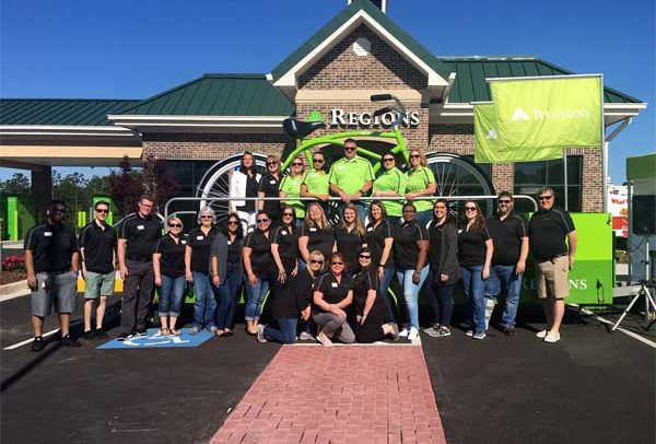 Regions Bank Branch Openings