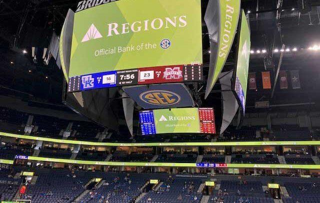 2021 Regions SEC Men's Basketball Tournament